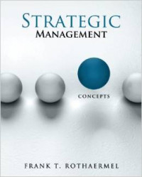 Image of Strategic Management: Concepts